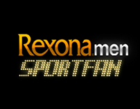 Website - Rexona Sportfan