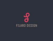 Filaro Design Brand Identity
