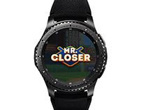 Game - Mr. Closer