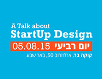 Event Design- a talk about startup design