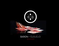 BARON DE GUIJUELO LOGO/BRAND DESIGN