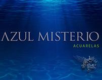 Azul Misterio