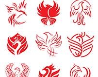 Phoenix logo set 2