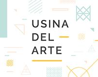 Usina del Arte | Identidad
