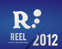 Motiongraphics Reel 2012 - Rubén Mir