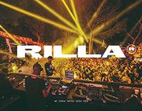 RILLA® Party print project.