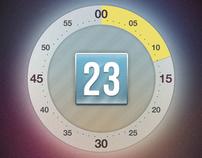 Alarm Clock Skin iOS