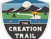 Creation Trails Badges
