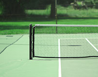 Tennis Poster Designs