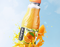 Cappy Orange Juice Advert