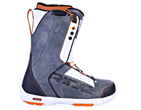 RIDE SNOWBOARDS SELECT BOOT DESIGNS