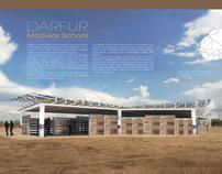 Darfur Modular School