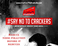 SAY NO TO CRACKERS