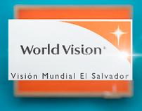 World Vision Promo Material