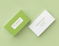 Kunzhut. Business Card Template [#free]