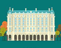 Baku City Landmarks