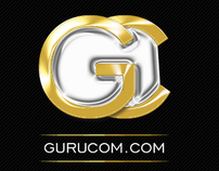 Logo Design for Gurucom