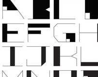 Geometric Typeface