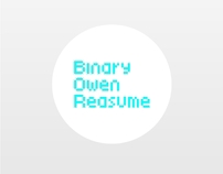 BinaryOwen Resume