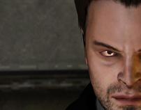 3D Character-Matt Leblanc