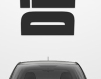 Toyota Auris wall ad.