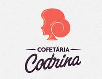 Codrina Pastry Shop - Logo