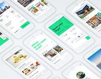 Reise, the travel iOS UI Kit