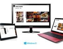 Windows 8 Menu Mania