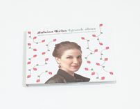 Réka Juhász / CD cover