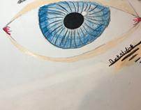 Ojo a colores