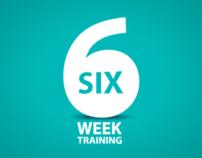 6 WEEK TRAINING / App for Windows Phone