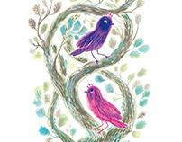 Love Birds & Unicorns / Studio Panama