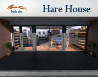 Bath Ales Brewery Shop & Reception (Recycled Materials)