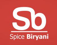 Spice Biryani Logo