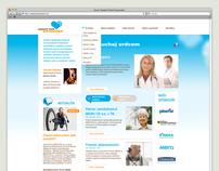 NF Porozumění - website