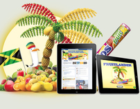 Mentos Fruitlander - online game