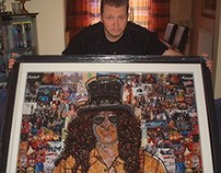 Slash and Me.
