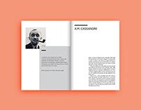 A.M. CASSANDRE - Monografia