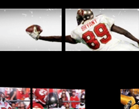 2009 NFL Mobile/Sprint Studio, Video Immersion