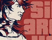 Creative Allies - Protest Poster Ani Difranco