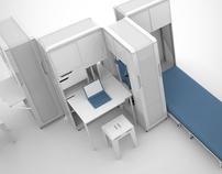 folding furniture concept