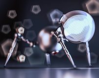 Robo-lamp