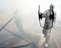 VOLK  Riot Shield
