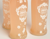 Beverage Re-Design: Juice Squeeze