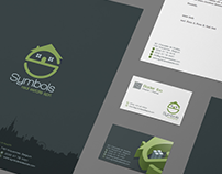 Symbols – Real Estate Business Corporate Design, Logo