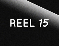 Motion Design Reel 15