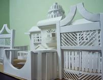 Paper Minitaure Model