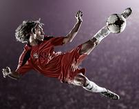 Corbis Soccer Shoot