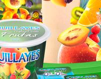Yoghurt Quillayes Disfruta la vida