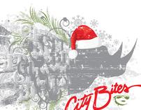 City Bites - Christmas Tee